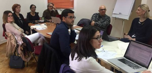 School Discipline with Positive Behavior Support  (TaSDI-PBS) Second Partner Meeting in Greece