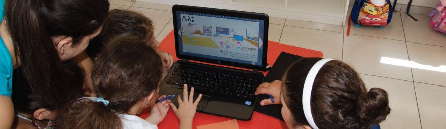 Implementation of digital alphabet books and activities in Cyprus