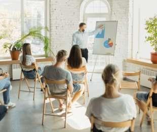 Building VET Trainers Entrepreneurial Competences